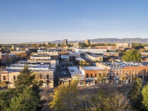 aerial-view-of-Fort-Collins-do-106395920